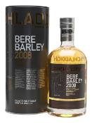 Bruichladdich Bere Barley 2008 Islay single matl scotch whisky
