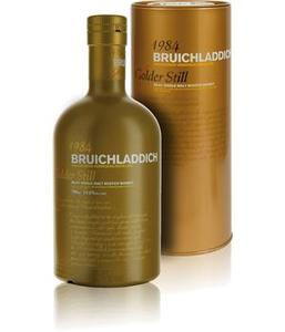 Bruichladdich Golder Still  islay single malt Millésime 1984 70 cl