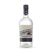 EDINBURGH CANNONBALL GIN NAVY STRENGHT 0,7L (57,2% Vol.)
