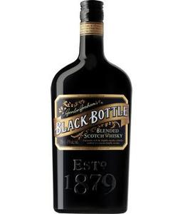 BLEND WHISKY BLACK BOTTLE 70 CL 40°