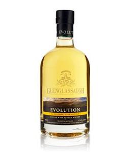 GLENGLASSAUGH EVOLUTION SINGLE MALT HIGHTLAND WHISKY