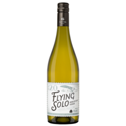 FLYING SOLO BLANC 75 CL DOMAINE GAYDA VIN DE PAYS D OC