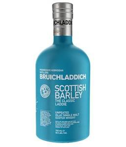 bruichladdich scottish Barley laddie classic islay single malt 70 cl 50 °