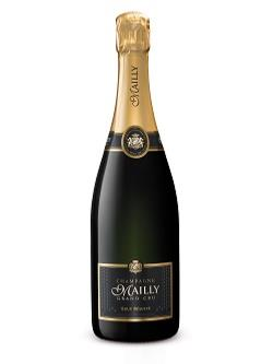 CHAMPAGNE MAILLY GRAND CRU BRUT RESERVE 75 CL