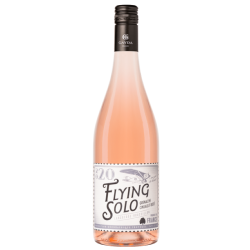 FLYING SOLO ROSE 75 CL DOMAINE GAYDA VIN DE PAYS D OC