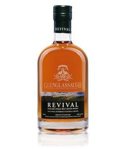 GLENGLASSAUGH REVIVAL SINGLE MALT HIGHTLAND WHISKY